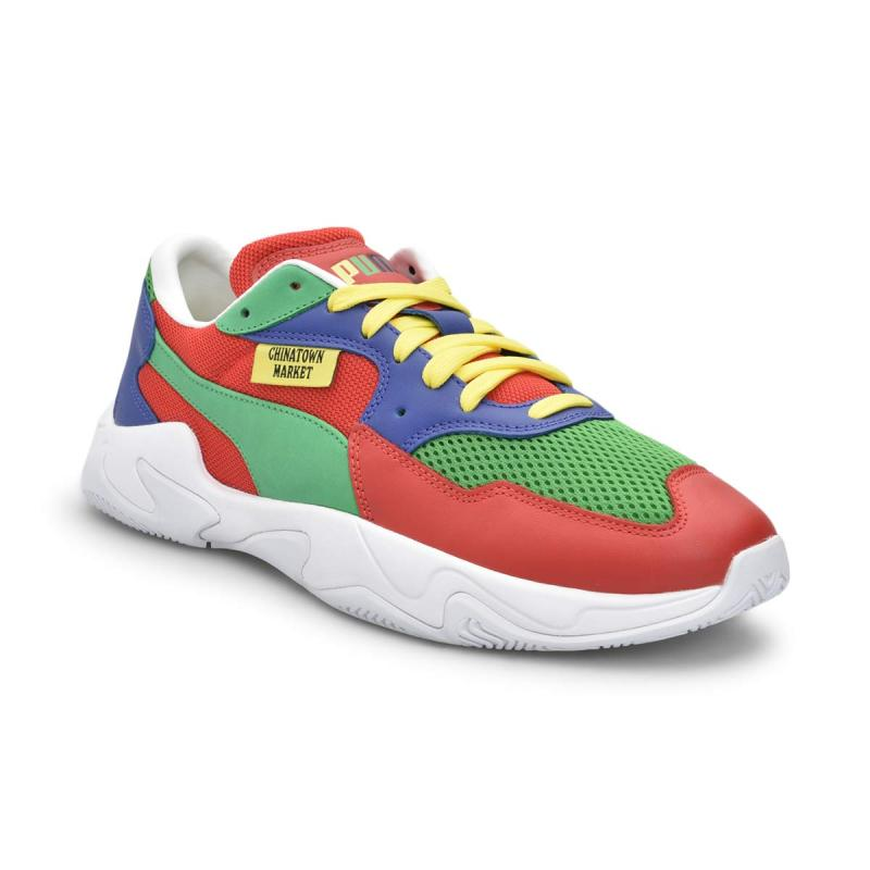 Jual PUMA Storm Chinatown Market Men Shoes [370135 01] Terbaru Harga Promo November 2019 |