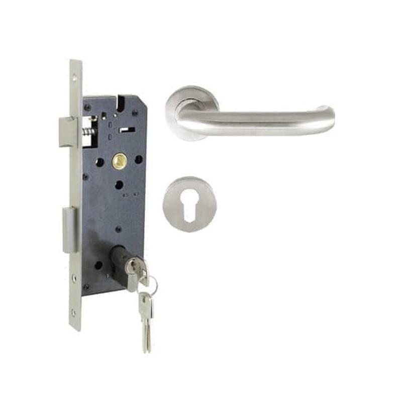 Jual Paloma Lrp 419 Mortise Cylinder Set Kunci Pintu With Handle Online Februari 2021 Blibli