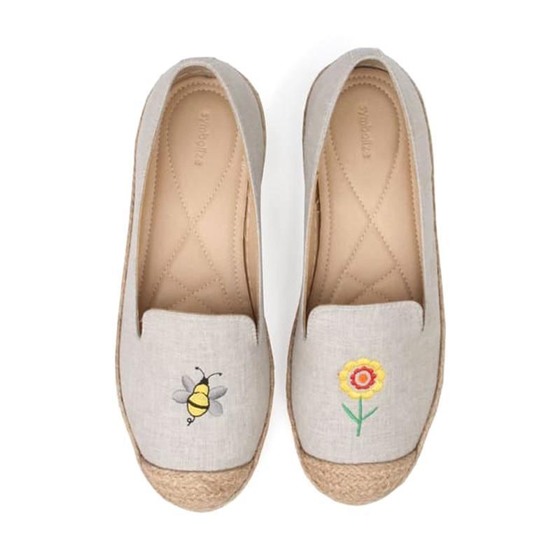 Symbolize Yara Sepatu Flat Wanita