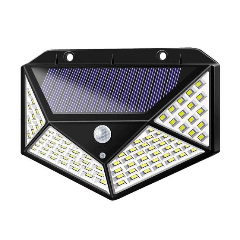 Jual Oem Hw1015 Dream Master Solar Panel Sensor Gerak Lampu Taman 100 Led Online April 2021 Blibli