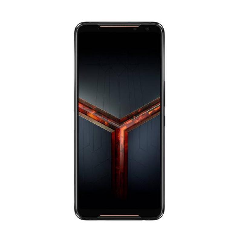 Asus ROG Phone II Smartphone - Black Glare [128GB/ 8GB]