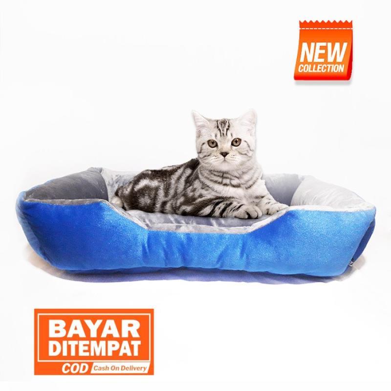 Tempat Tidur Kasur Kucing Cat Sofa Bed ukuran Sedang Size Medium