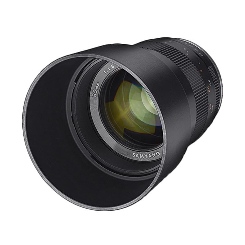 Samyang 85mm f 1 8 ED UMC C Camera Lens for Sony E Mount Black