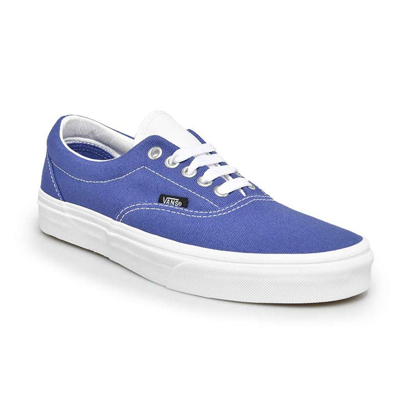 Vans Era Retro Sport Sepatu Pria Royal Blue True White