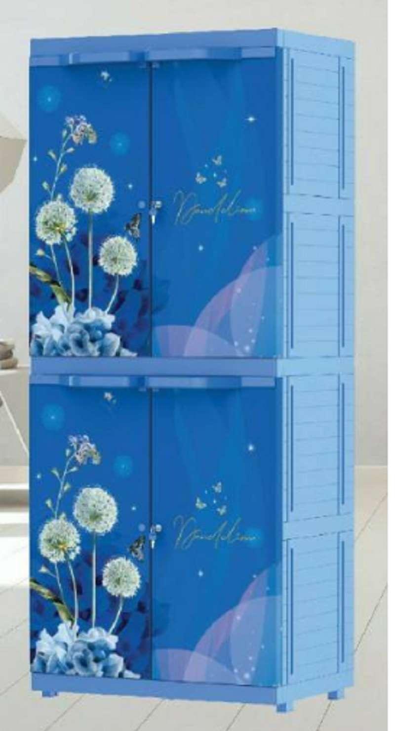 Jual Naiba Lemari Plastik 9204 Flower 4 Susun Kunci Online April 2021 Blibli