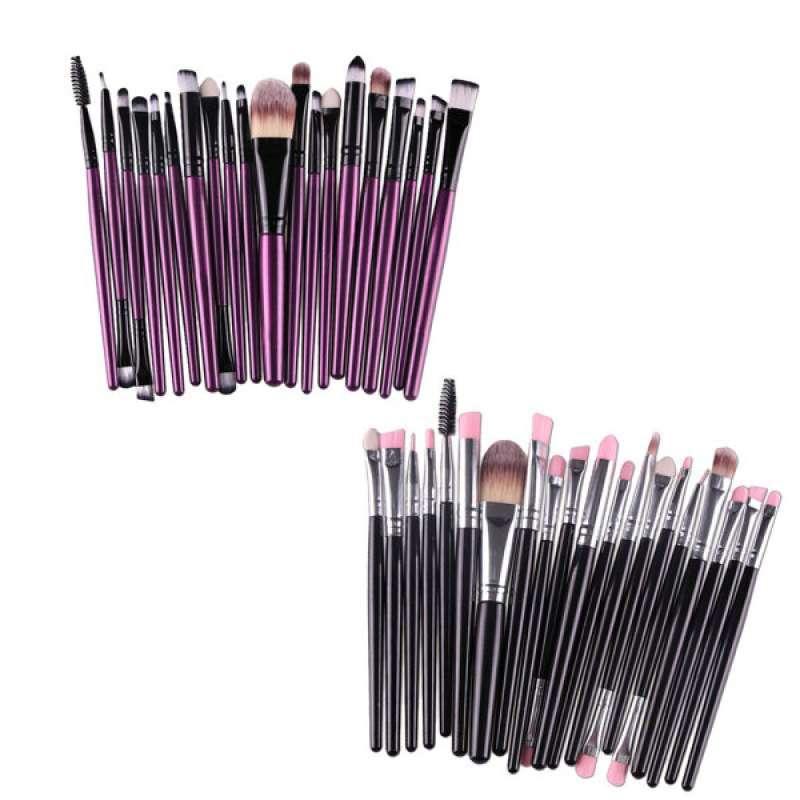 Jual 40pcs Makeup Brushes Premium