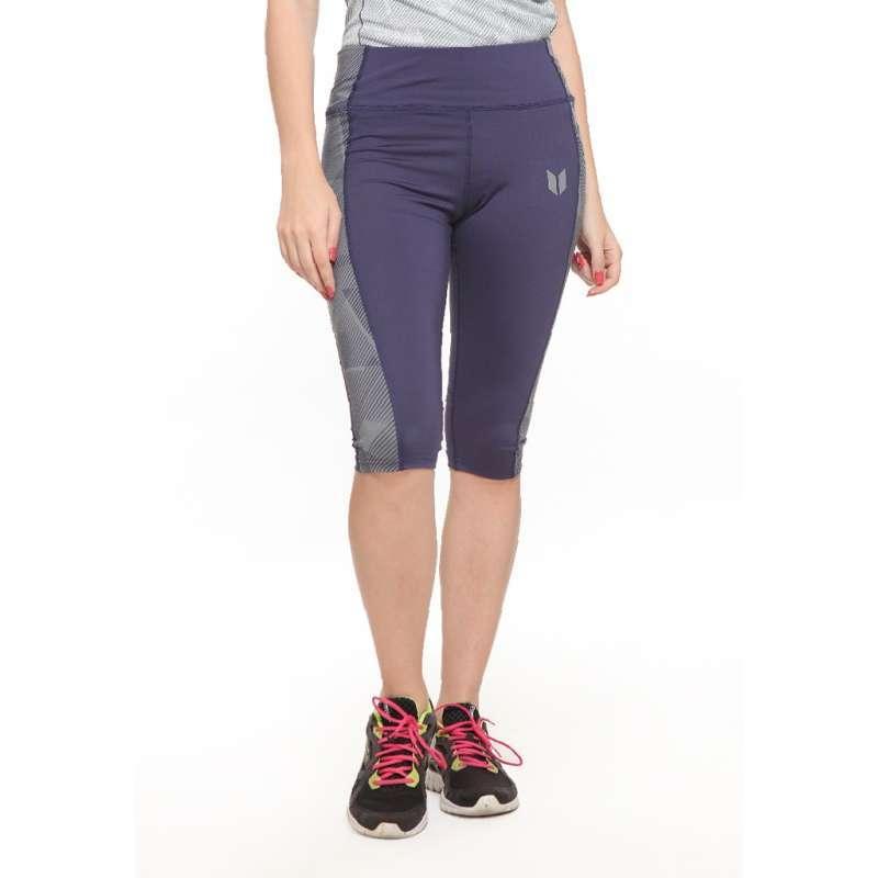 Jual Celana Legging Olahraga Wanita Milleage Capri Tights Online Oktober 2020 Blibli Com