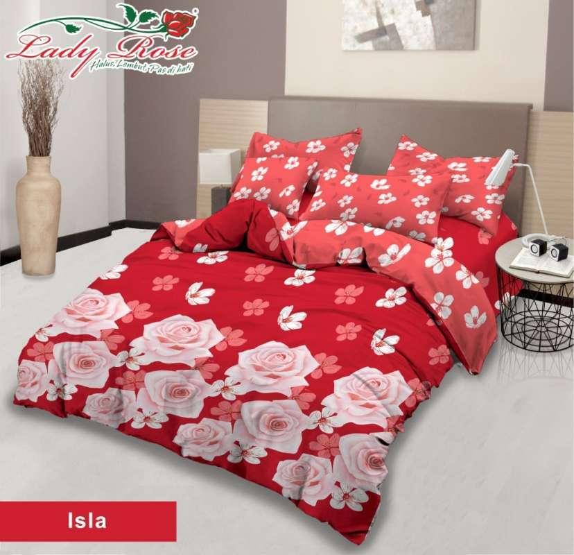 Bed Cover Lady Rose, Solusi Tepat Untuk Tidur Lebih Nyaman