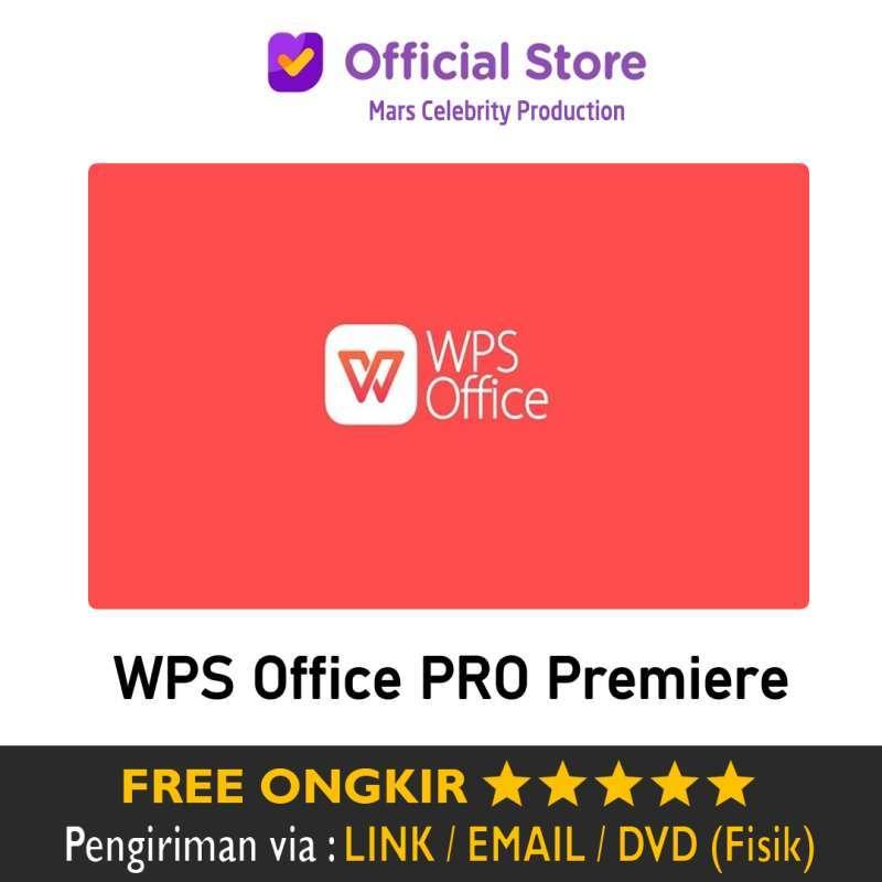 Jual Wps Office Premium Vip Lifetime Pro Private Android Online Februari 2021 Blibli