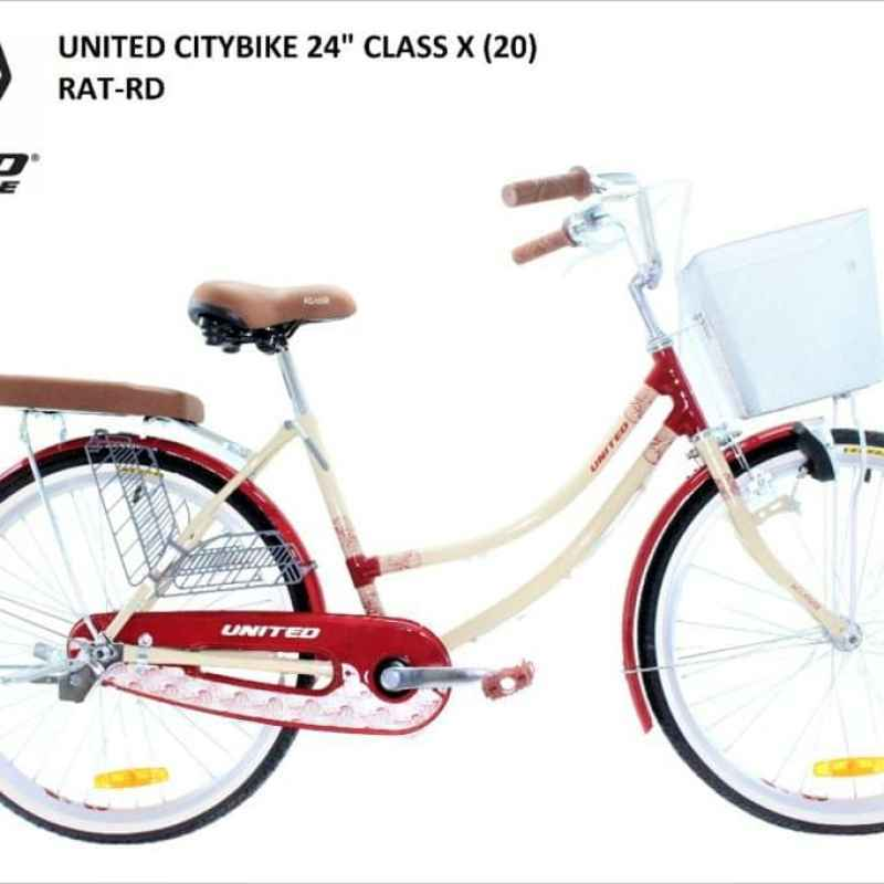 Jual United Class X Sepeda Mini 26inch Online Desember 2020 Blibli