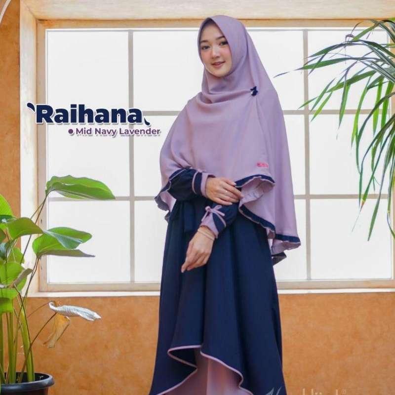 Jual Gamis Set Raihana By Alwa Hijab Online Maret 2021 Blibli
