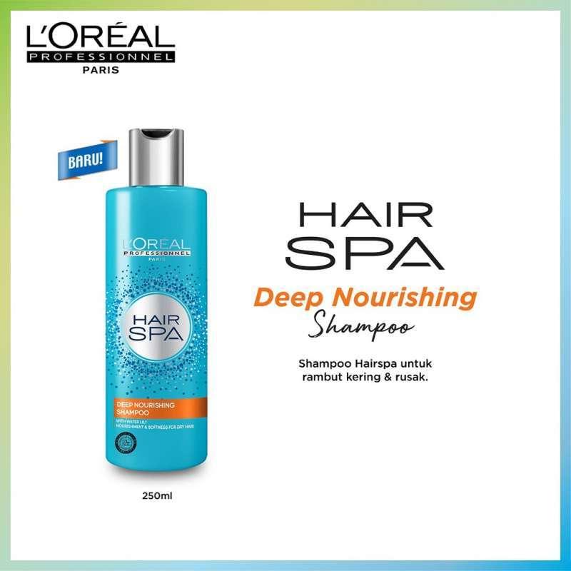 Jual Loreal Pro Hairspa Deep Nourishing Shampoo 250ml Online Maret 2021 Blibli