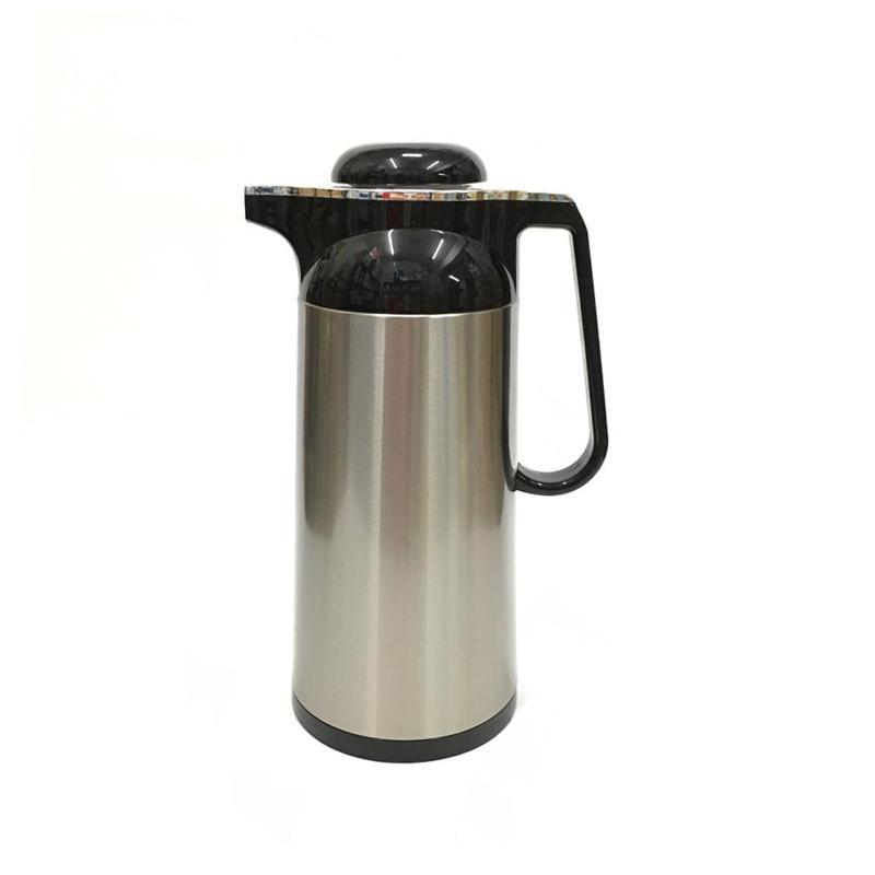 Delvonta DVJ1900 Vacuum Jug - Silver [1.9 L]