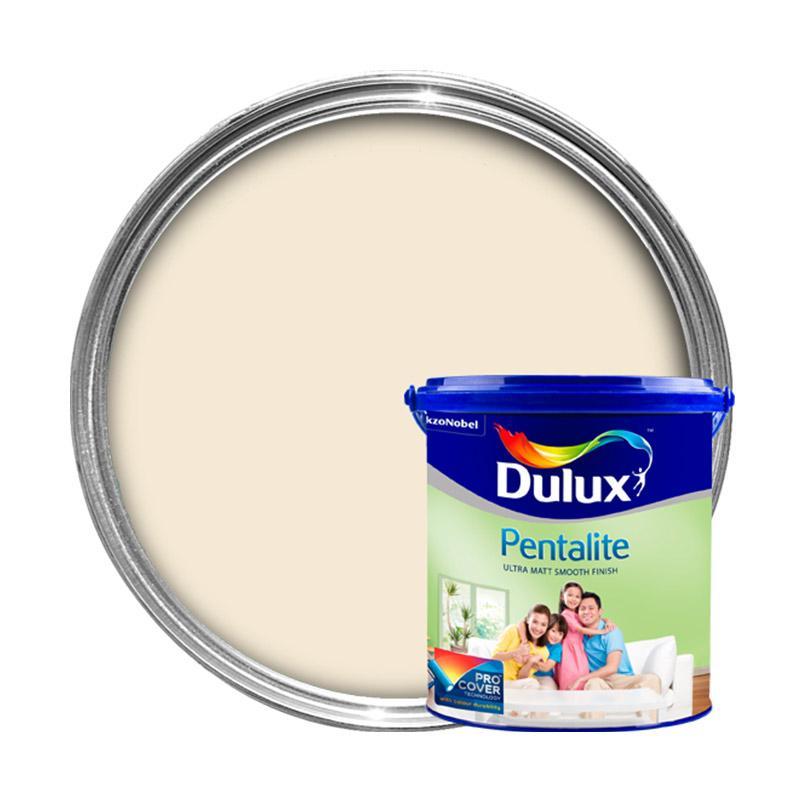 Dulux Pentalite Cat Interior Barley White 2 5 L