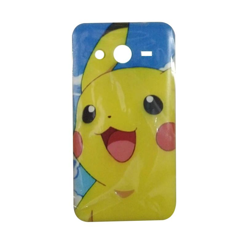 FDT TPU Pokemon 009 Casing for Samsung Galaxy Core 2 G355H