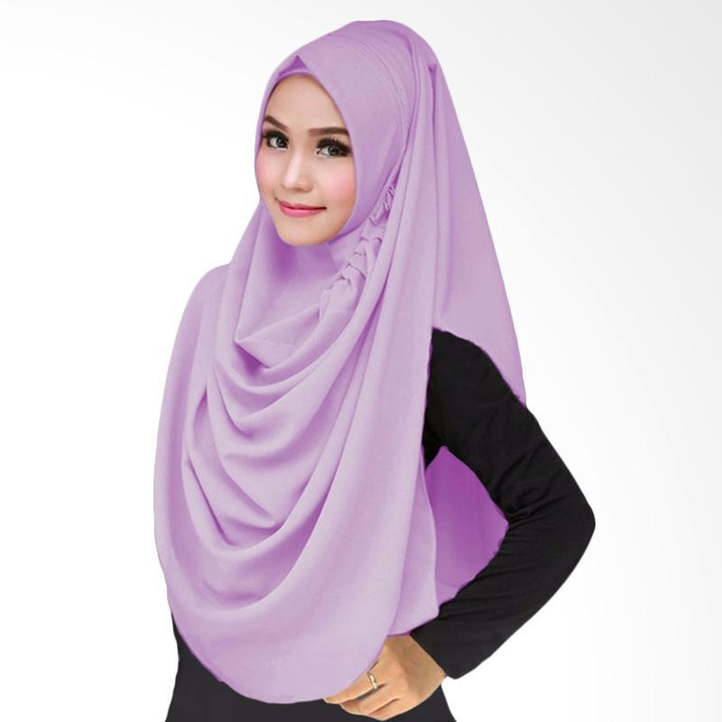 Kus Group LCB Hijab Instant - Ungu
