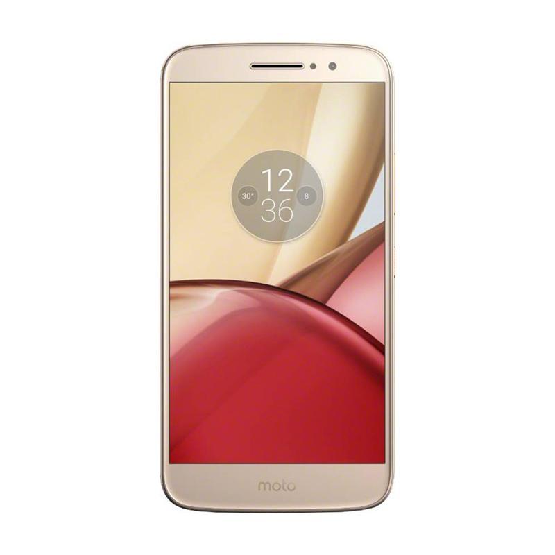 Motorola Moto M Smartphone - Gold