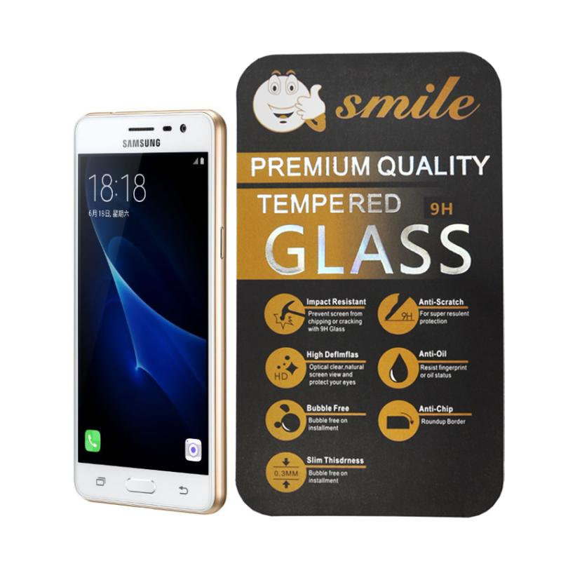 SMILE Tempered Glass Screen Protector for Samsung Galaxy J3 2017