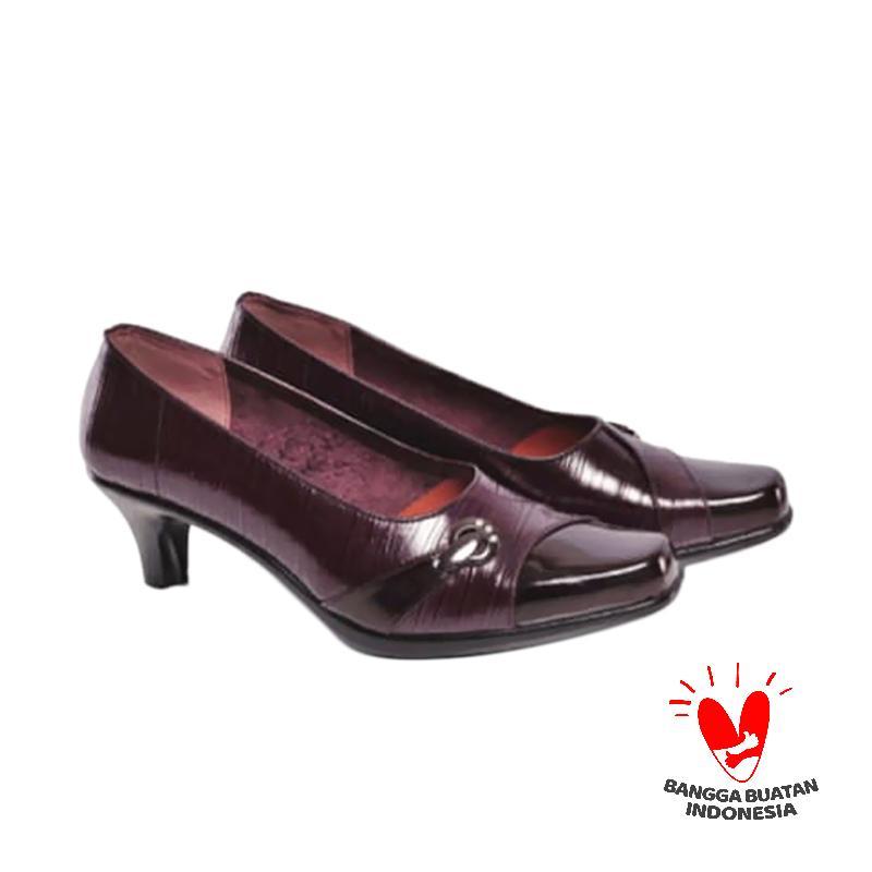 Spiccato SP 508.06 Sepatu Wanita - Maroon