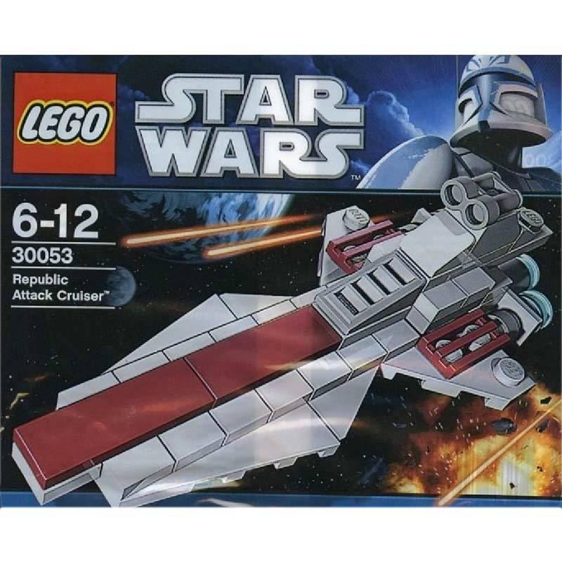 LEGO 30053 Star Wars Republic Attack Cruiser Mini Blocks
