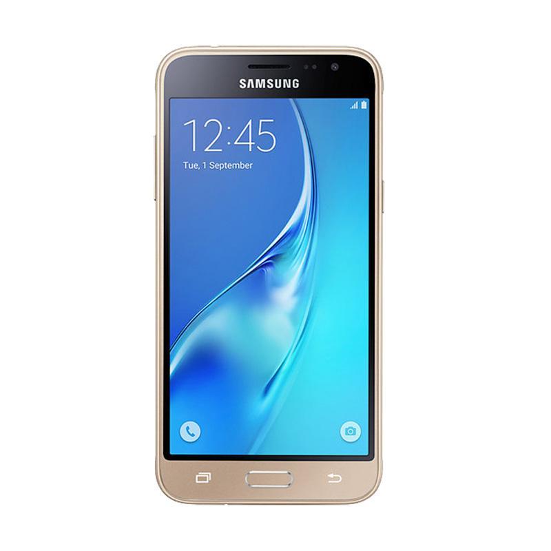 Samsung Galaxy J3 J320 Smartphone - Gold [8GB/ 1.5GB]
