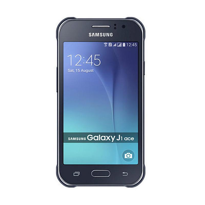 Samsung J1 Ace 2016 J111F Smartphone - Black [8GB/1GB] GARANSI RESMI SEIN