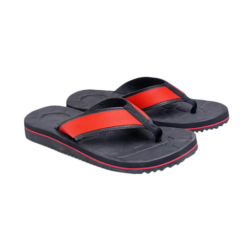 Spiccato SP 564.01 Casual Sandal Pria - HItam