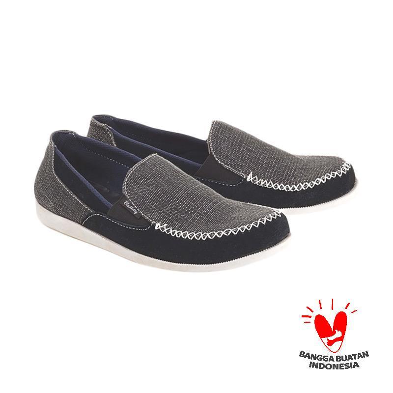 Blackkelly LDE 082 Slip On Sepatu Pria