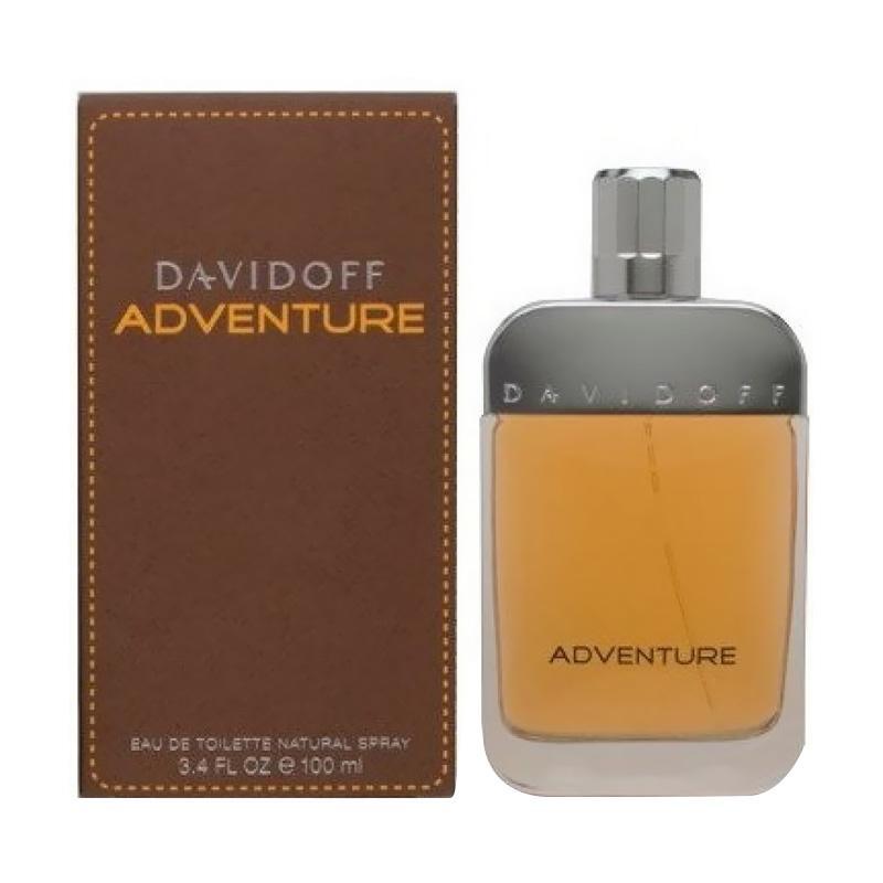 Davidoff Adventure EDT Parfum Pria [100 mL] Ori Tester Non Box