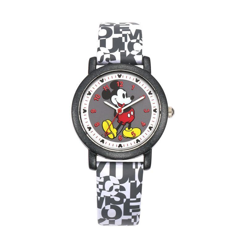 Disney MS14025-B Mickey Jam Tangan Anak - Hitam