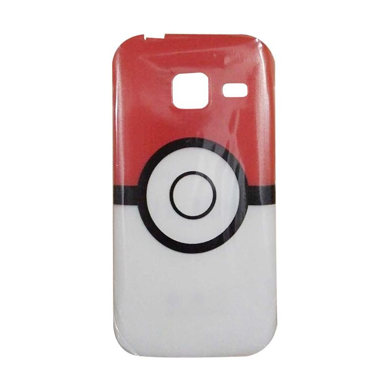 FDT TPU Pokemon 009 Casing for Samsung Galaxy J1 Mini J105