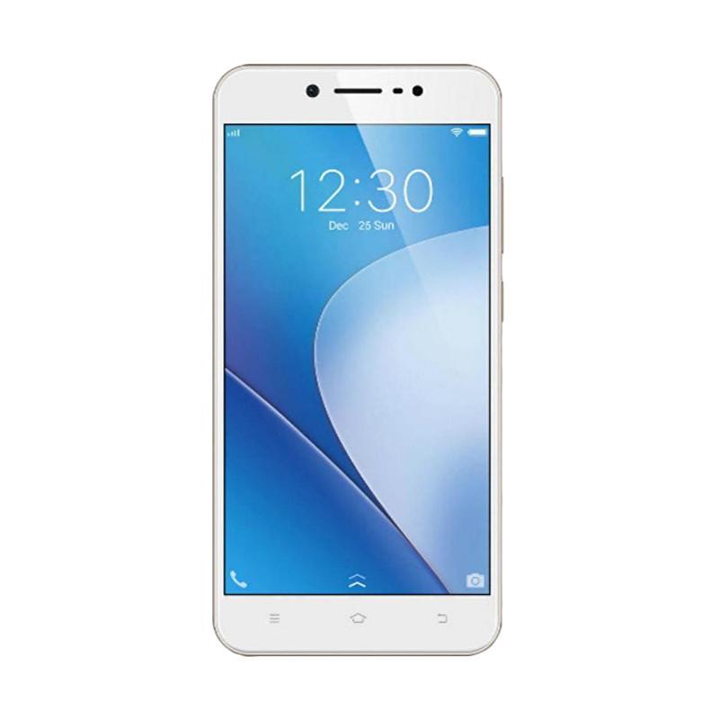 VIVO V5 Lite Smartphone - Rose Gold [32 GB/3 GB]   Free Paket Accecories Bisa Bayar Via Kredit Akulaku