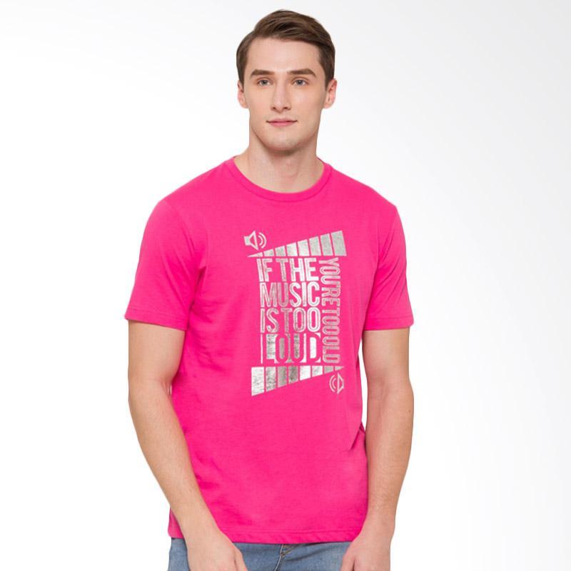 Bossini C/N Prt T 81082101039 21 Inch Chest Kaos Pria - Pink Extra diskon 7% setiap hari Extra diskon 5% setiap hari Citibank – lebih hemat 10%