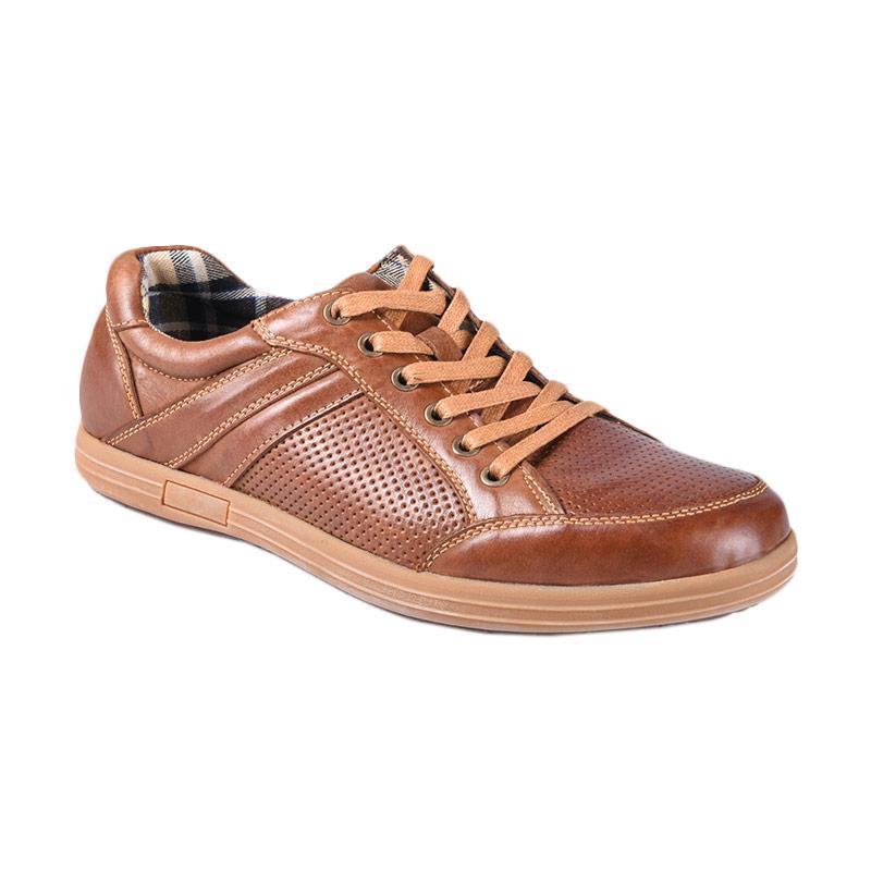 Harga Jim Joker 1CA Drum Casual Shoes - Brown - PriceNia.com 1e2cc2a9f2