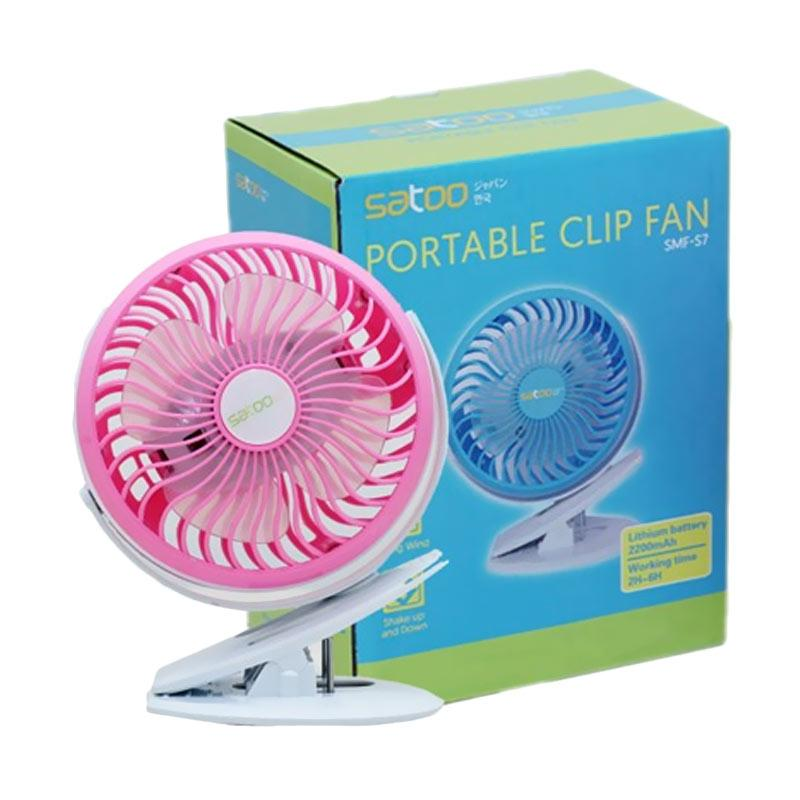 Satoo SMF-S7 Portable Clip Fan