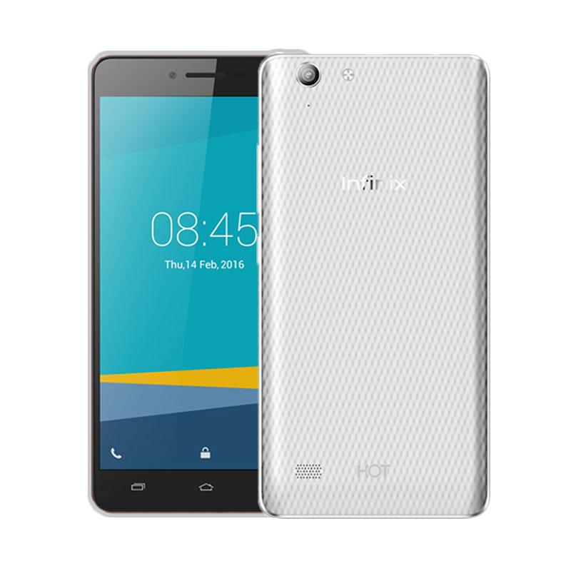 Ultrathin Casing for Infinix Hot 3 - Clear