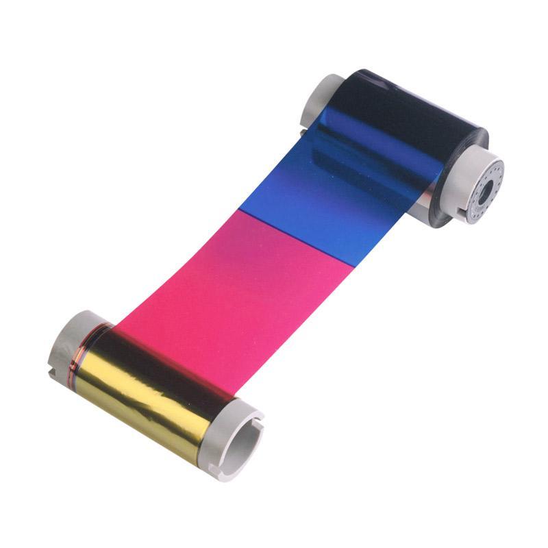 Fargo DTC1000 1250e YMCKO Color Ribbon [FAR-45000/250 Images]