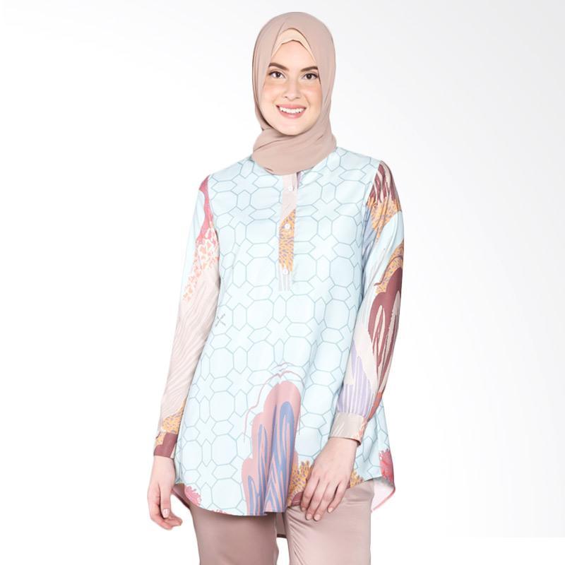 Ria miranda ria miranda shira blue   atasan muslim full01