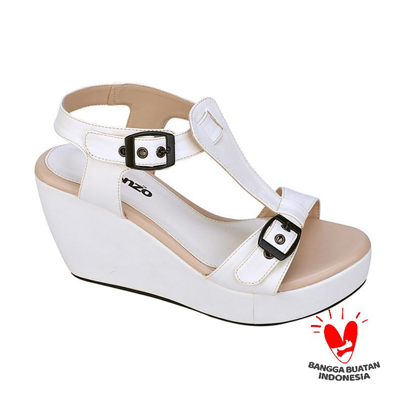 harga Catenzo Helena JK 531 Sandal Wedges Wanita Blibli.com