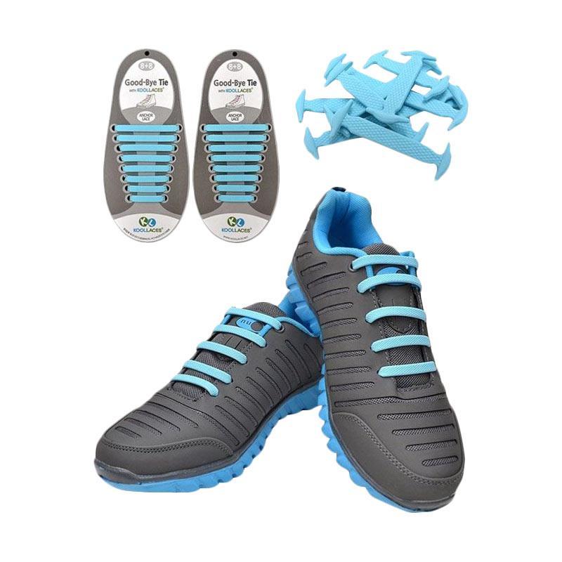 Koollaces Anak  Tali Sepatu - Sky Blue