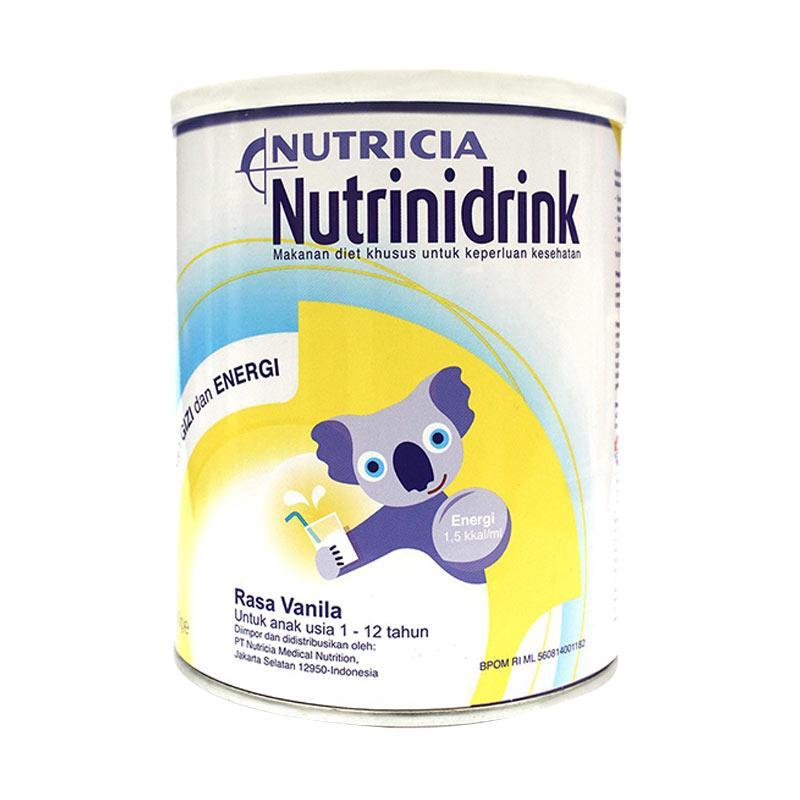Nutrinidrink Susu Bayi Vanila [400 gr]