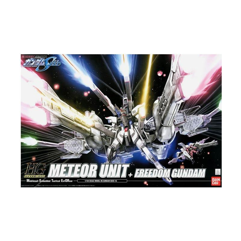 Bandai 1/144 HG Freedom Gundam with Meteor Unit