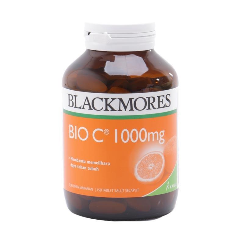 Jual Blackmores Bio C 1000 Mg Multivitamin 150 Kapsul Online Desember 2020 Blibli