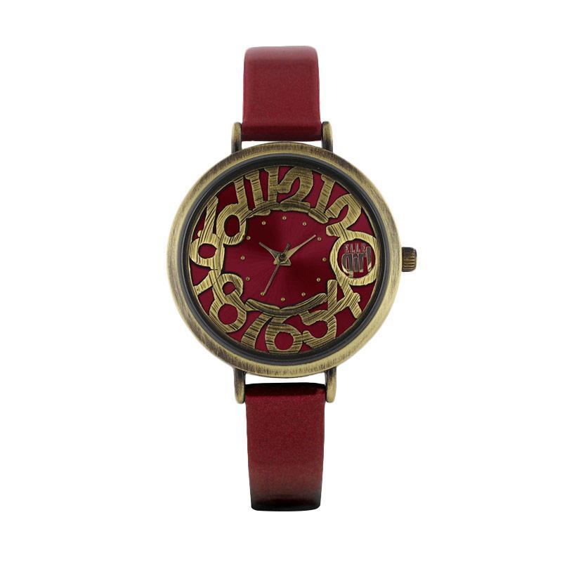 Elle GW40105S01X Girl Watch Jam Tangan Wanita - Red
