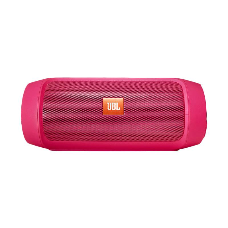 JBL Charge 2 Portable Bluetooth Speaker Pink
