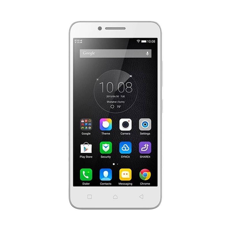 Lenovo Vibe C A2020 Smartphone - Putih [16 GB/1 GB]