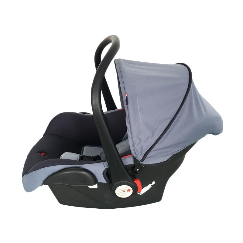 Oyster F2 Carseat Baby Carrier - Grey [ 0-15M]