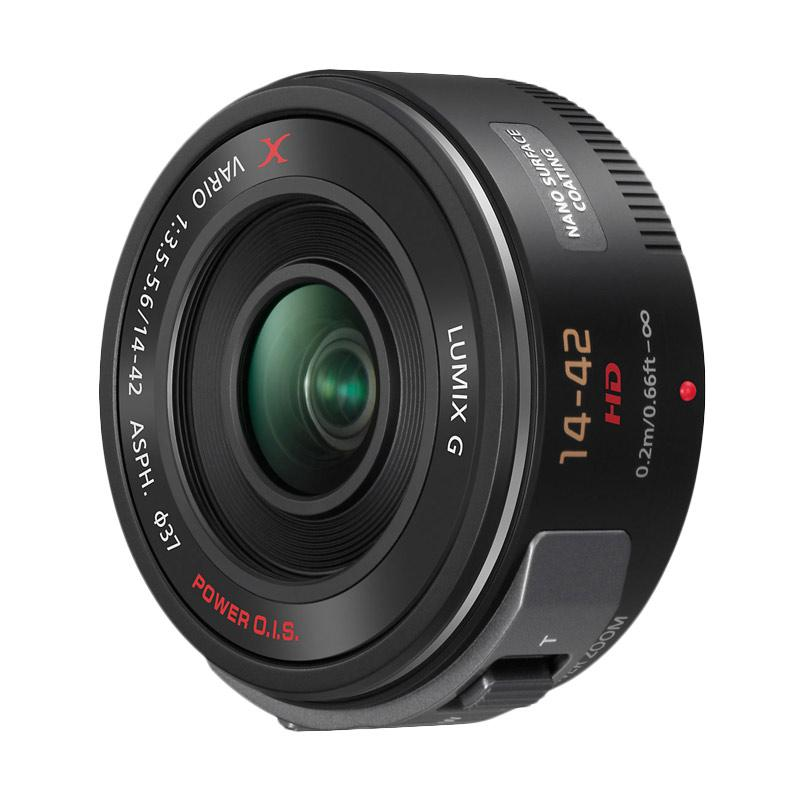 harga Panasonic Lumix PZ 14-42mm Lensa Kamera Blibli.com