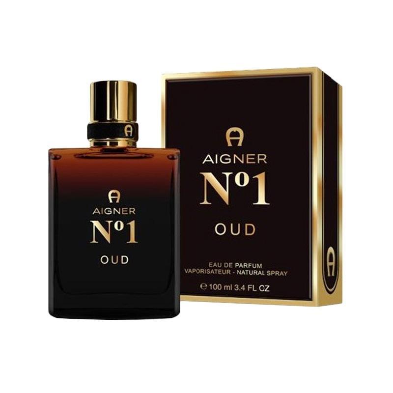 Etienne Aigner No. 1 Oud EDP Parfum Pria [100 mL] Ori Tester Non Box