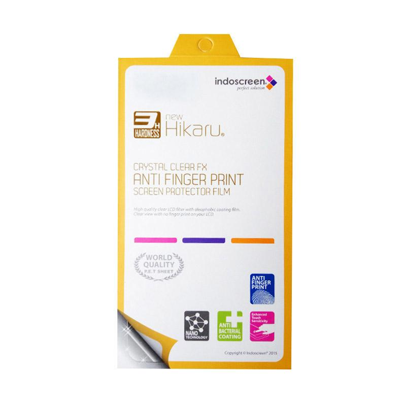 Hikaru Anti Finger Print Screen Protector for Vivo Y21 - Clear